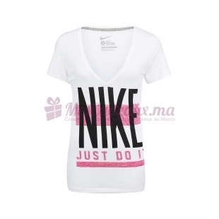 Nike Vacant Ss Deep V