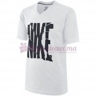 Digital Nike V-Neck Ss Tee
