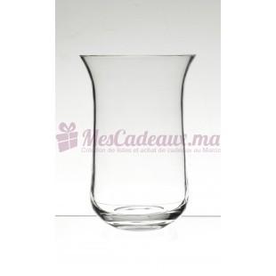 Vase transparent - Pierre Boisée - Solerno