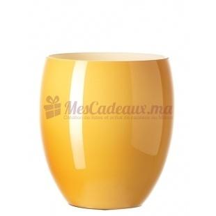 Vase Ambre Beauty - 19 cm
