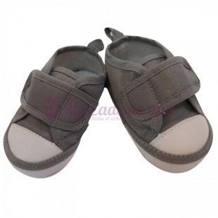 Chaussures tennis basique - Grise