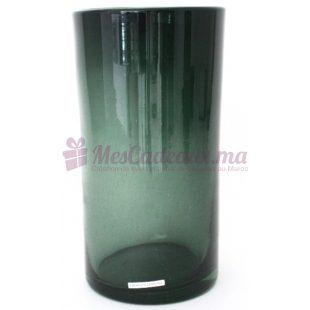 Vase Cylinder Smoke - Henry Dean