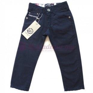 Pantalon bleu-marine