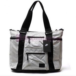 Nike - Jitney Track Tote - Nike Sportswear - Bags - Femme