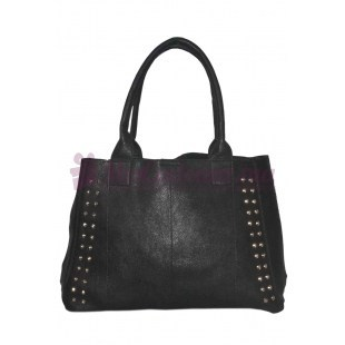 Sac Bloom Noir - Melany Brown