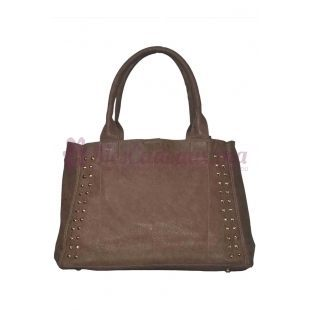 Sac Bloom Taupe - Melany Brown