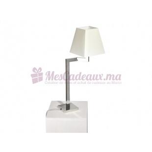 Lampe Fixe - Casadisagne - Tube & Bras Rectangulaires