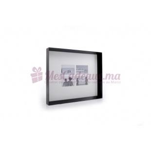 Cadre Photo Coffee Bean pour 4 photos - 10/15 cm