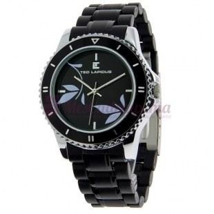 Montre - Ted Lapidus - Bracelet Polyuréthane A0510Rnpn