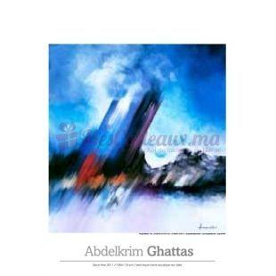 Tableau de Abdelkrim ghattas