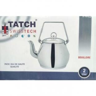 TATCH Swiss tech - BOUILLOIRE INOX 1,5 L