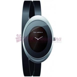Montre - Ted Lapidus - Bracelet Cuir Noir B0210Rnnn