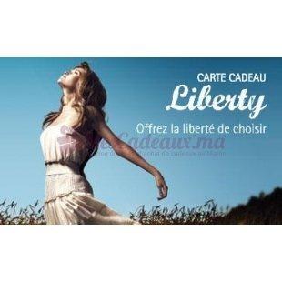Carte cadeau Aksal Liberty