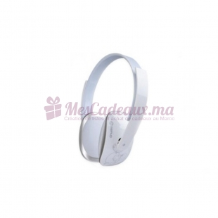 Casque Melody Blanc