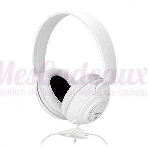 Casque controlé par smarthone