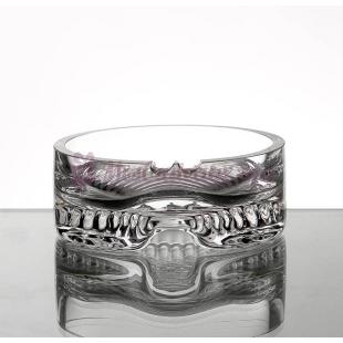 Cendrier lisse boheme cristal