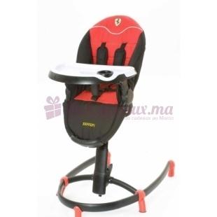 Chaise haute Ferrari