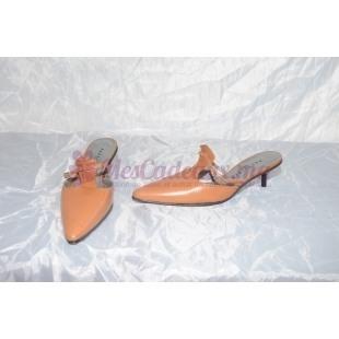 Chaussures française cuir