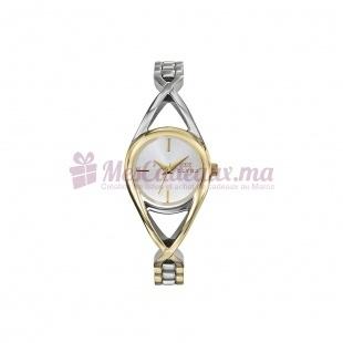 Montre - Clyda De Paris - Bracelet Métal Bicolore Cla0429Bbiw