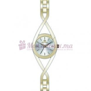 Montre - Clyda De Paris - Bracelet Doré Cla0429Pbiw