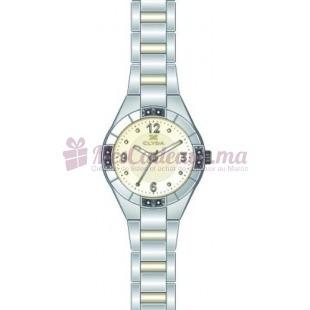 Montre - Clyda De Paris - Bracelet Argent Cla0504Bbbx