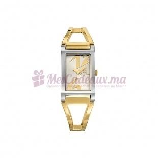 Montre - Clyda De Paris - Bracelet Métal Bicolore Cld0479Bbbw