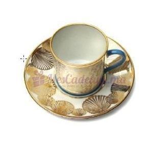 Coffret de 6 tasses à café - Alberto Pinto