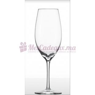 Coffret de 6 verres à champagne - Cru Classic - Schott Zwiesell
