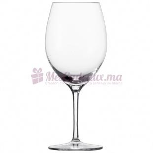 Coffret de 6 verres a vin rouge - Cru Classic - Schott Zwiesell