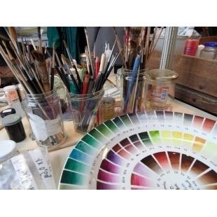 Cours de Peinture : 8 séances d'1h (enfants) ou d'1h30 (adultes) - Rabat