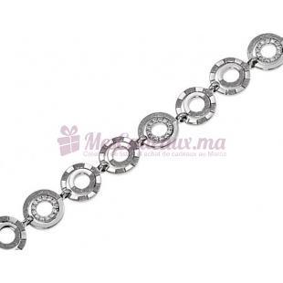 Bracelet Cosmos - Argent - Ted Lapidus D52005Z