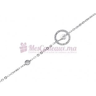 Bracelet Etincelle - Argent - Ted Lapidus D52030Z