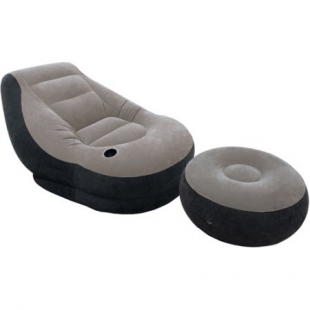 Chaise longue gonflable