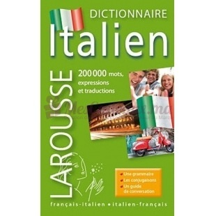Dictionnaire Italien - Larousse 2012