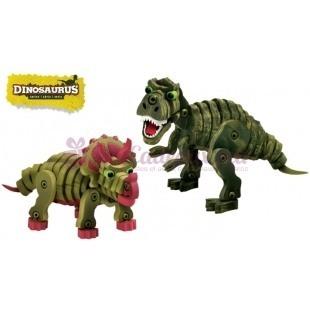 Dinosaures  (jeu de construction) - Blocotoys