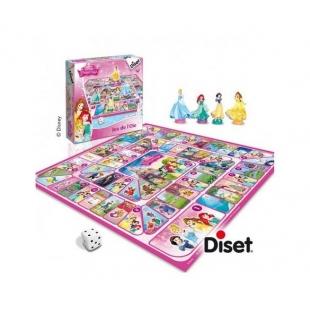 DISET - Jeu de L'Oie – Princesses Disney