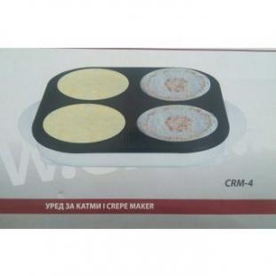 ELITE - Appareil ménager de pancakes-four