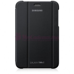 Etui gris foncé Samsung origine ultra fin pour Samsung Galaxy Tab 2