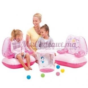 Fauteuils Et Table Princesse