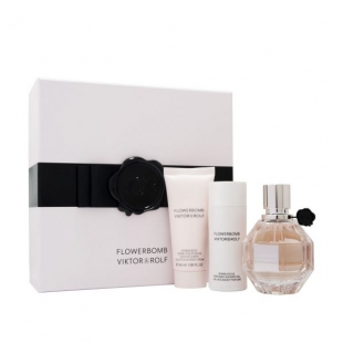 Coffret Flower Bomb - VIKTOR&ROLF;