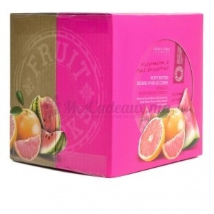 Coffret bain Tropical Cooler