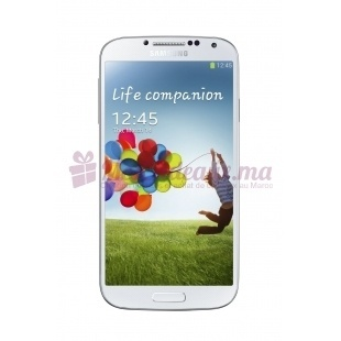 Samsung Galaxy S4 Blanc - Samsung - i9500 & Chargeur Voiture