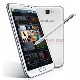 Galaxy Note 2 Blanc - Samsung - N7100