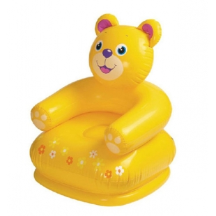 Mini chaise gonflable Bear