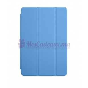 Ipad Mini Smart Cover Bleu - Apple - Polyurethane