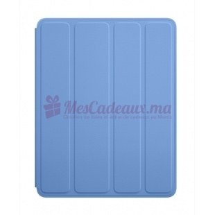 Ipad Smart Case Bleu - Apple - Polyurethane
