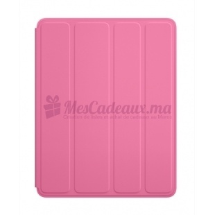 Ipad Smart Case Rose - Apple - Polyurethane