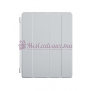 Ipad Smart Cover Gris clair - Apple - Polyurethane