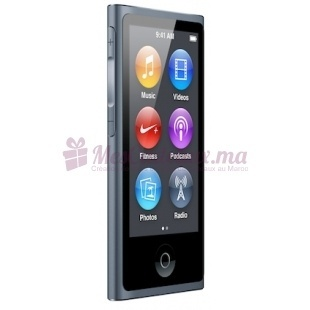 iPod nano Ardoise - Apple - 16 Go