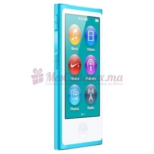 iPod nano Bleu - Apple - 16 Go